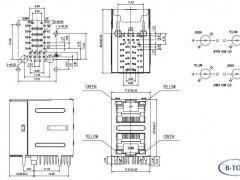 rj45 modular diagram rj45 free engine image for user manual